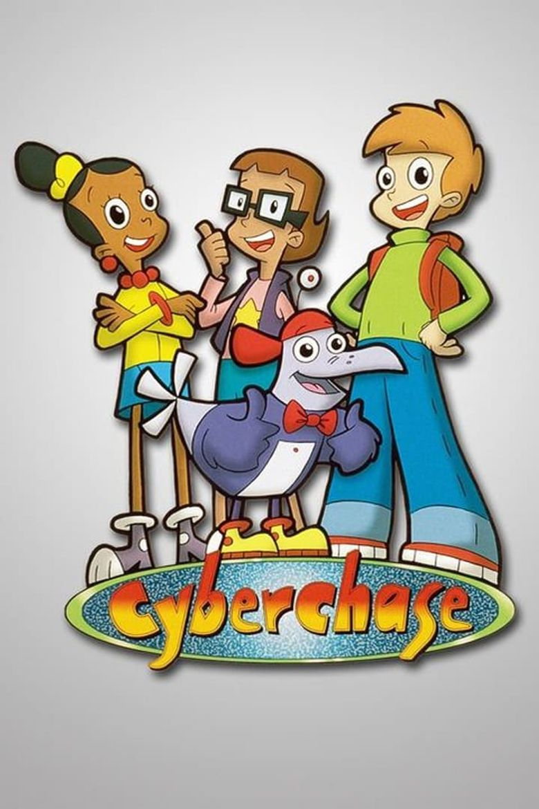 Cyberchase Poster