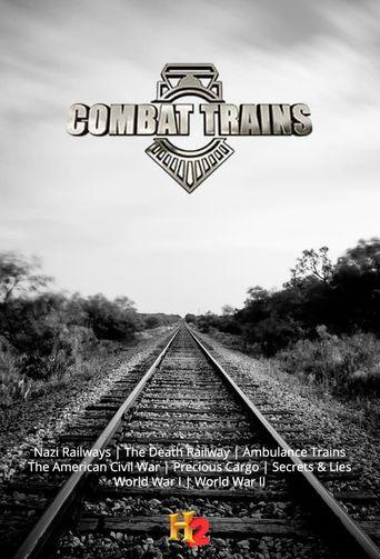 Combat Trains Poster