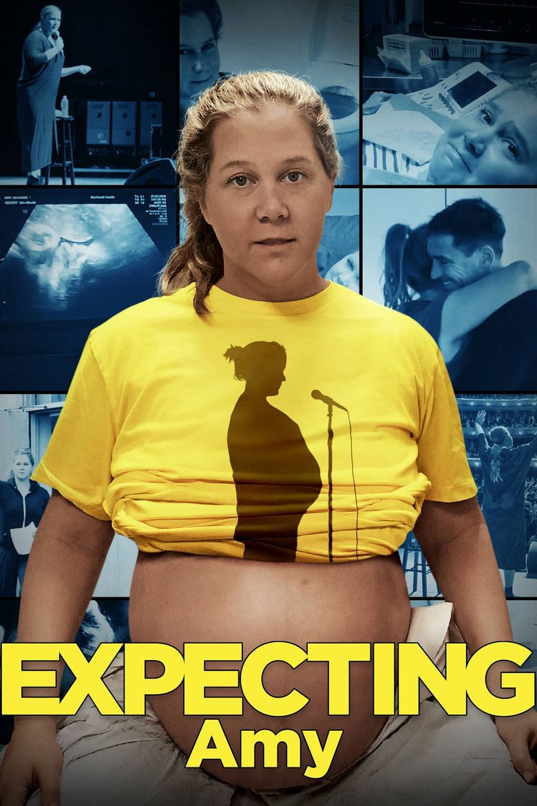 Expecting Amy Poster
