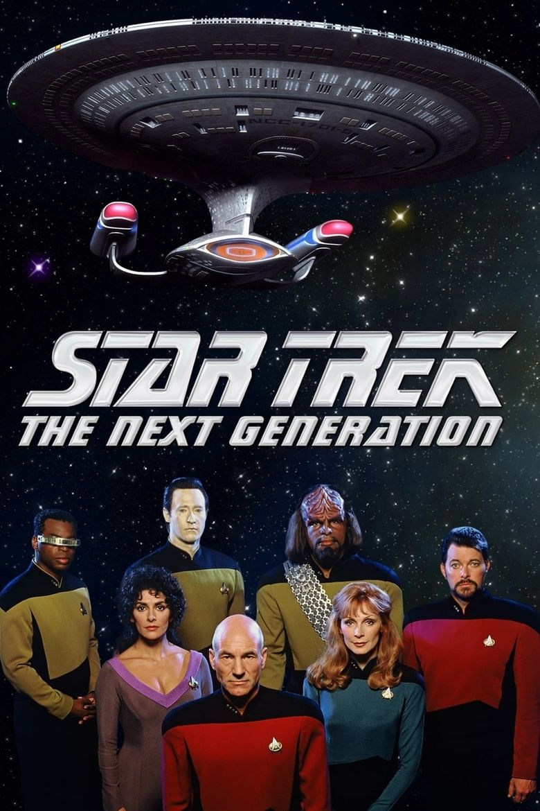 Watch Star Trek: The Next Generation