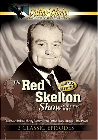 The Red Skelton Show Poster