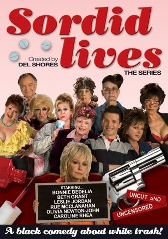 Sordid Lives: The Series Poster