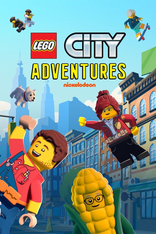 LEGO City Adventures Poster