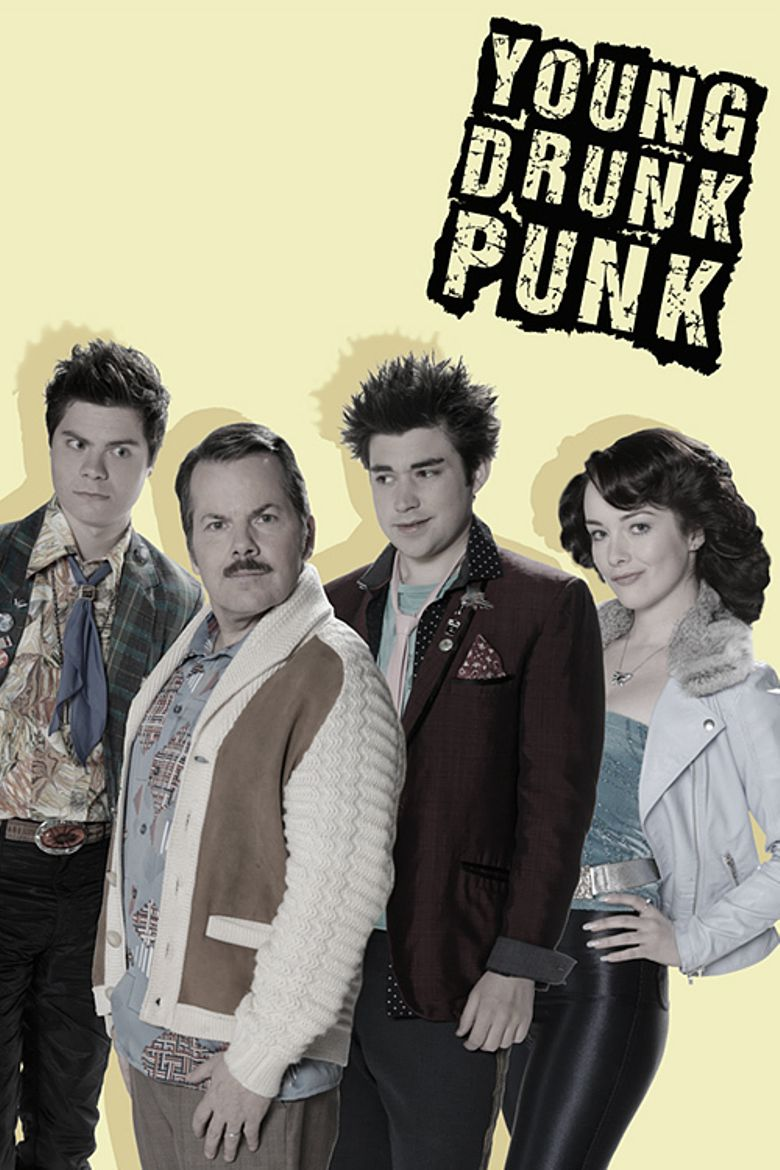 Young Drunk Punk Poster