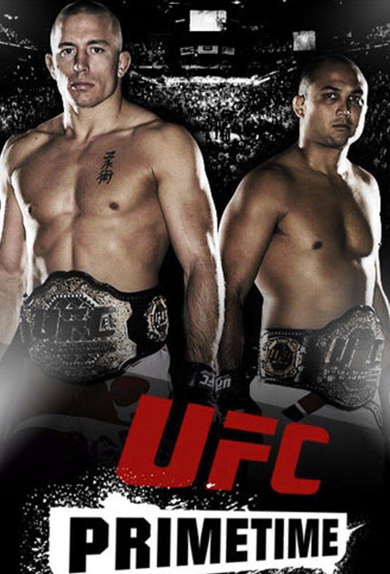 UFC Primetime Poster