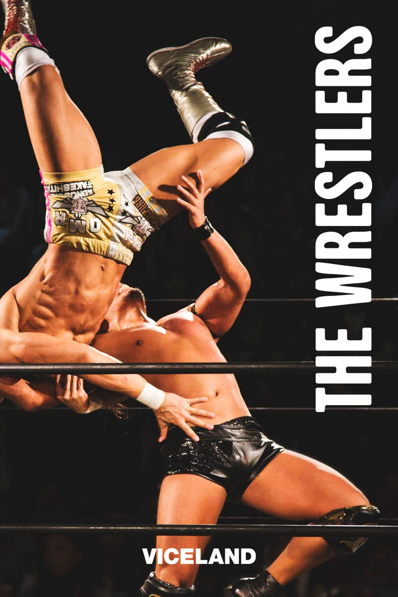 The Wrestlers Poster