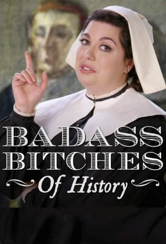 Badass Bitches of History Poster