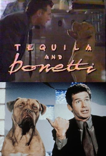 Tequila and Bonetti Poster