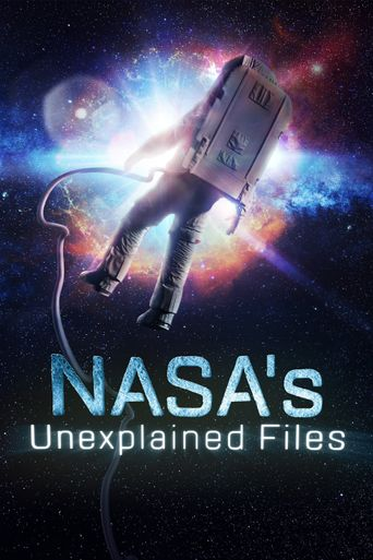 NASA's Unexplained Files Poster