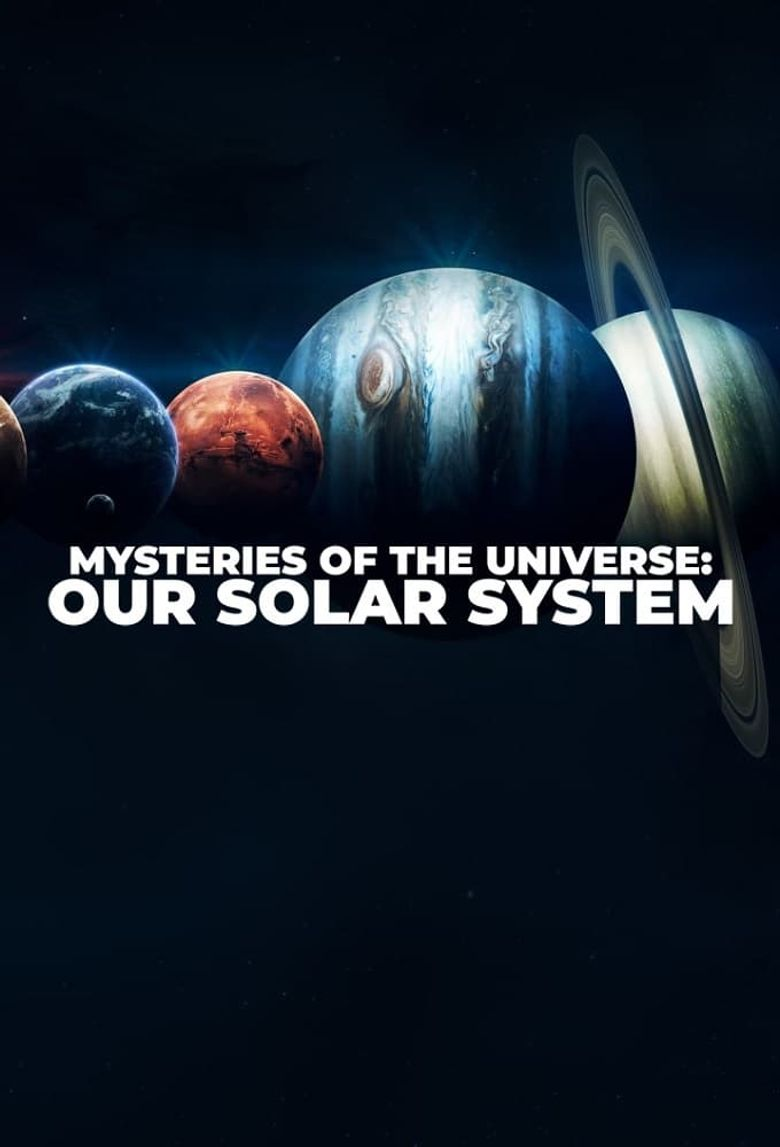 Mysteries of the Universe: Our Solar System Poster