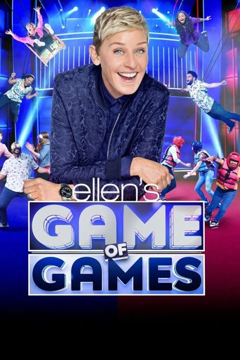 Ellen's Game of Games Poster