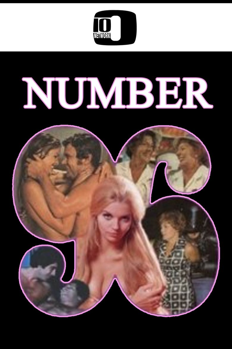 Number 96 Poster