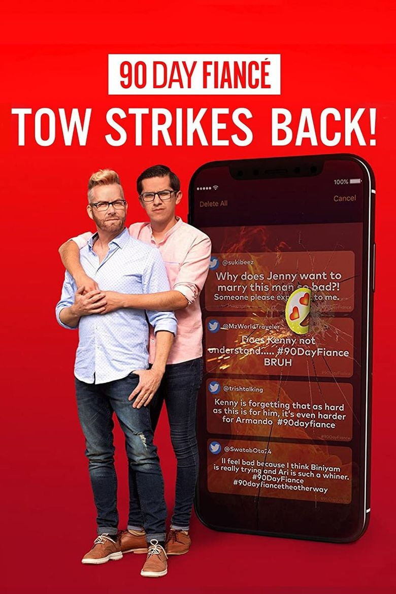90 Day Fiance: TOW Strikes Back! Poster