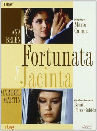 Fortunata and Jacinta Poster