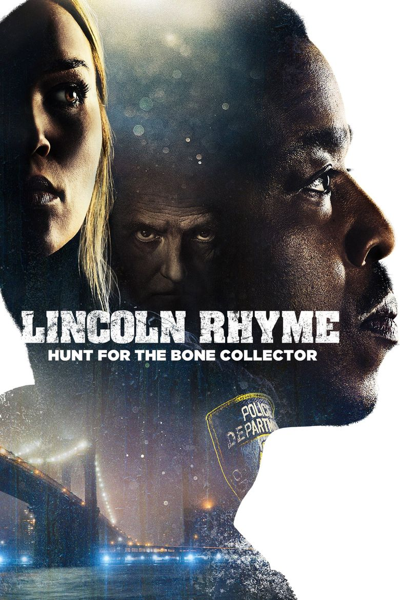 Lincoln Rhyme: Hunt for the Bone Collector Poster