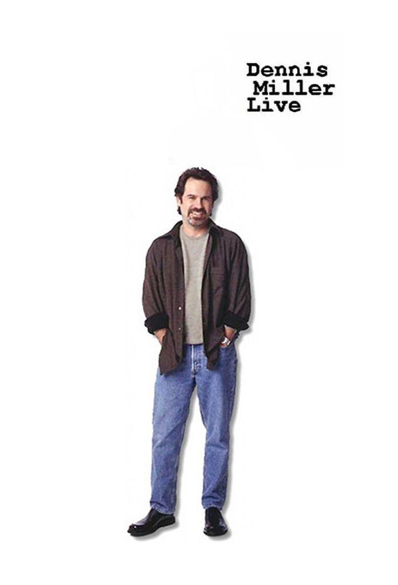 Dennis Miller Live Poster