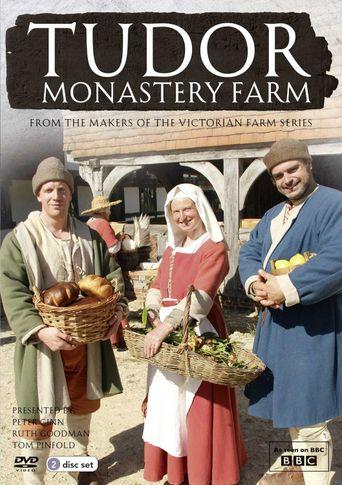 Tudor Monastery Farm Poster