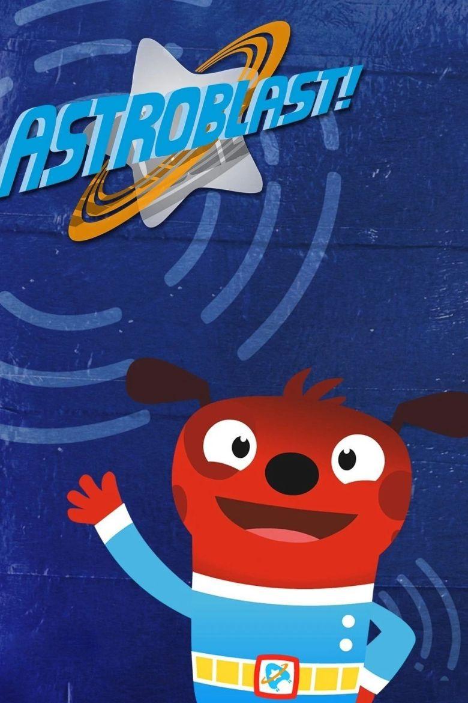 Astroblast! Poster