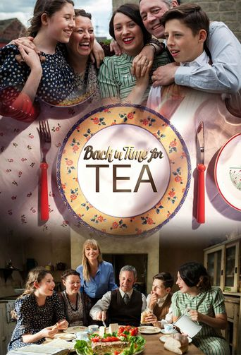 Back in Time for Tea Poster