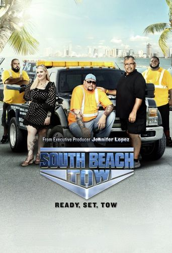 South Beach Tow Poster