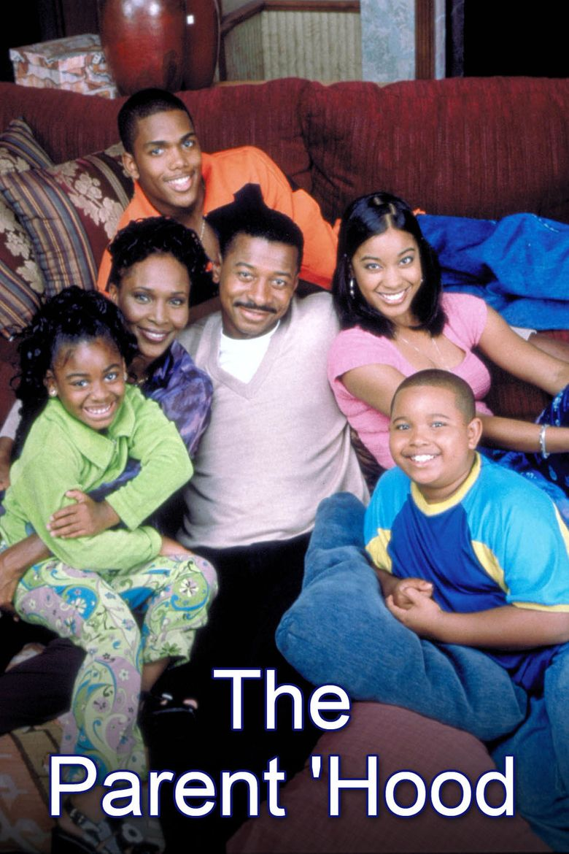 The Parent 'Hood Poster