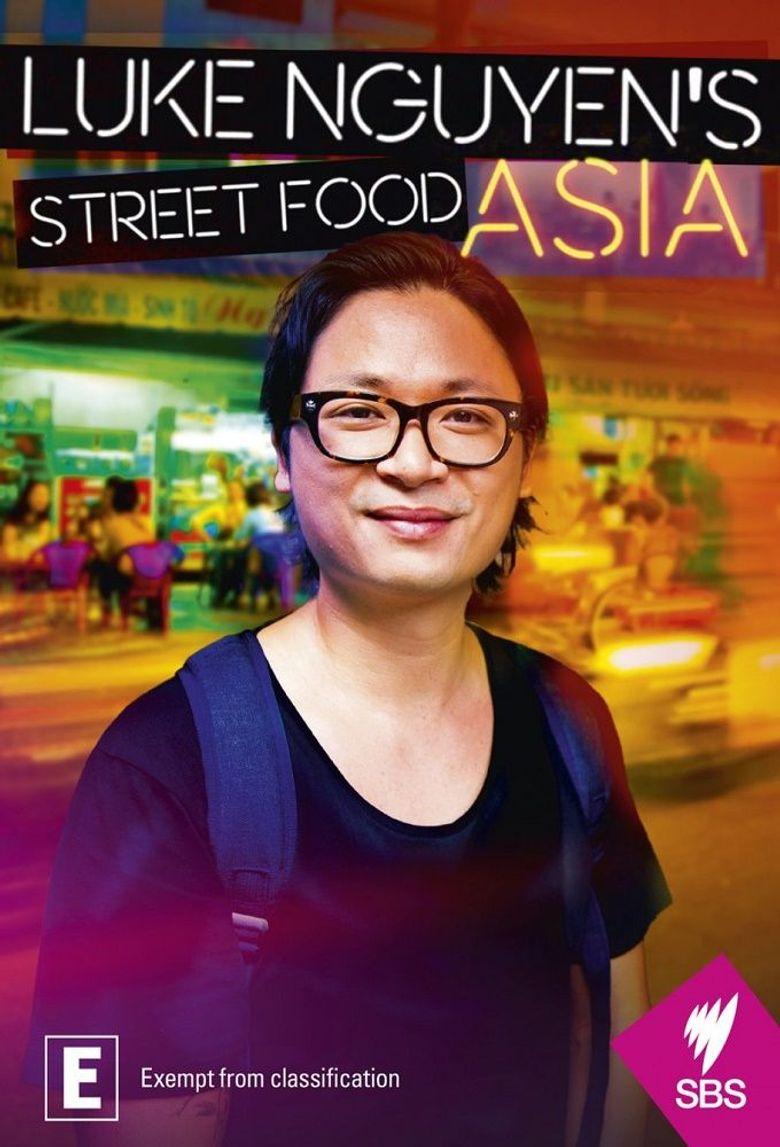 Luke Nguyen's Street Food Asia Poster