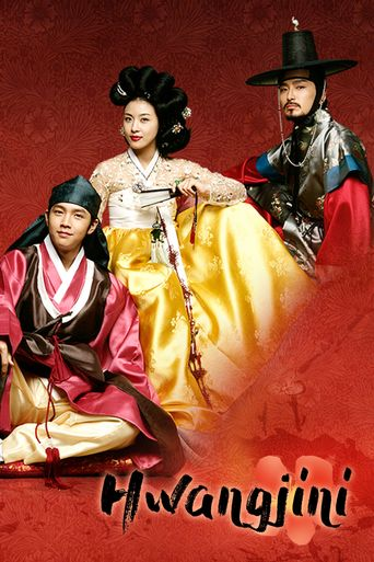 Watch Hwang Jin Yi