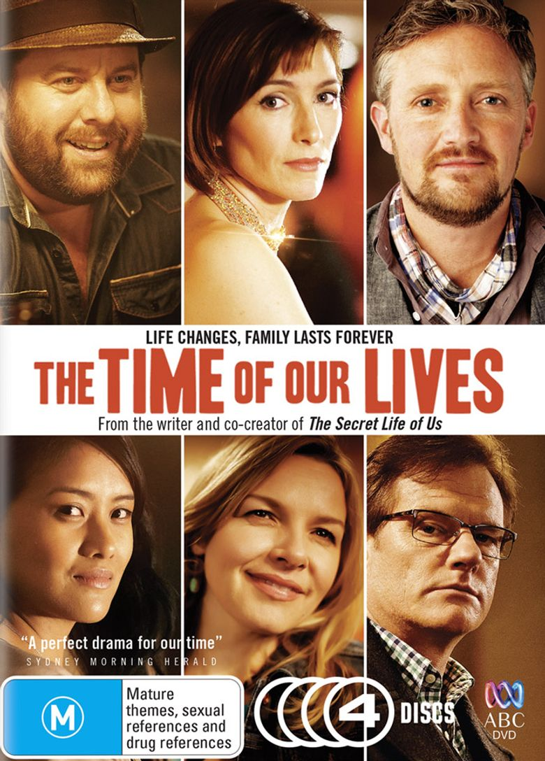 The Time of Our Lives Poster