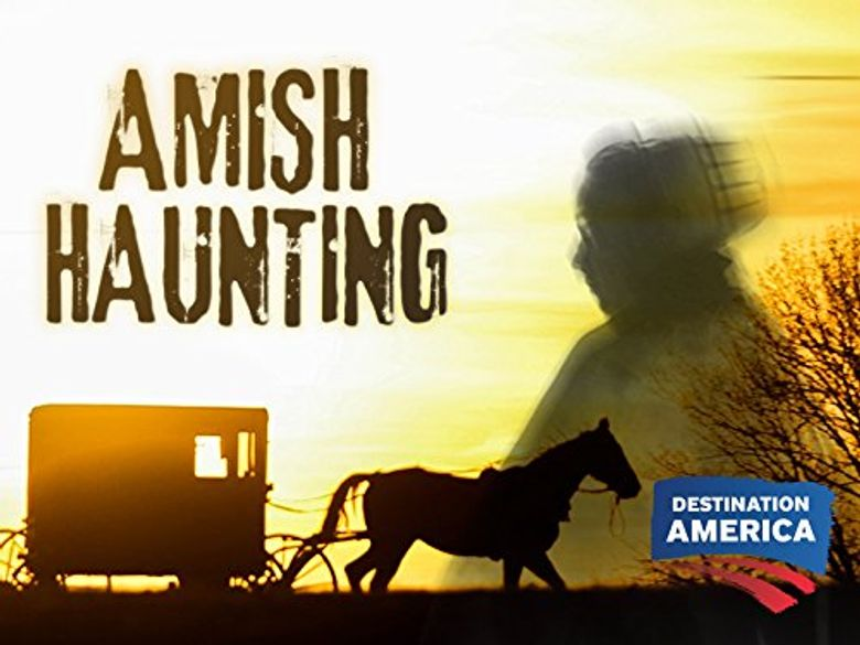 Amish Haunting Poster