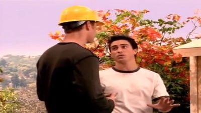 Season 01, Episode 09 Josh Works for Riley