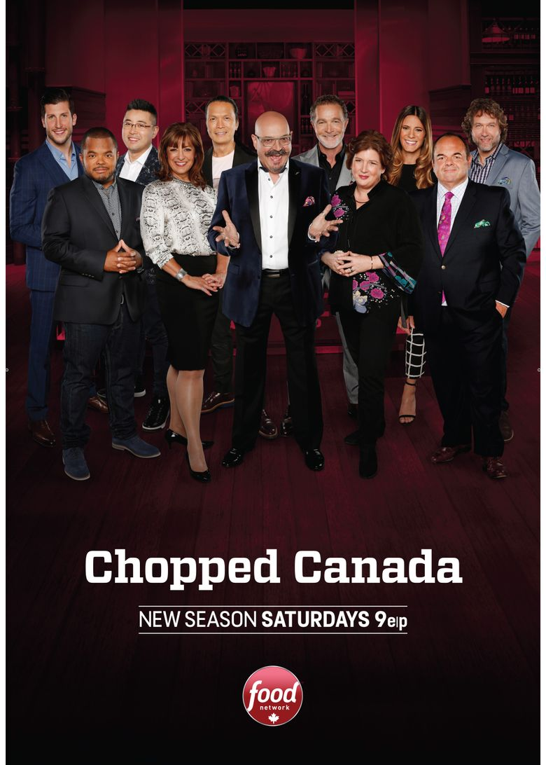 Chopped Canada Poster