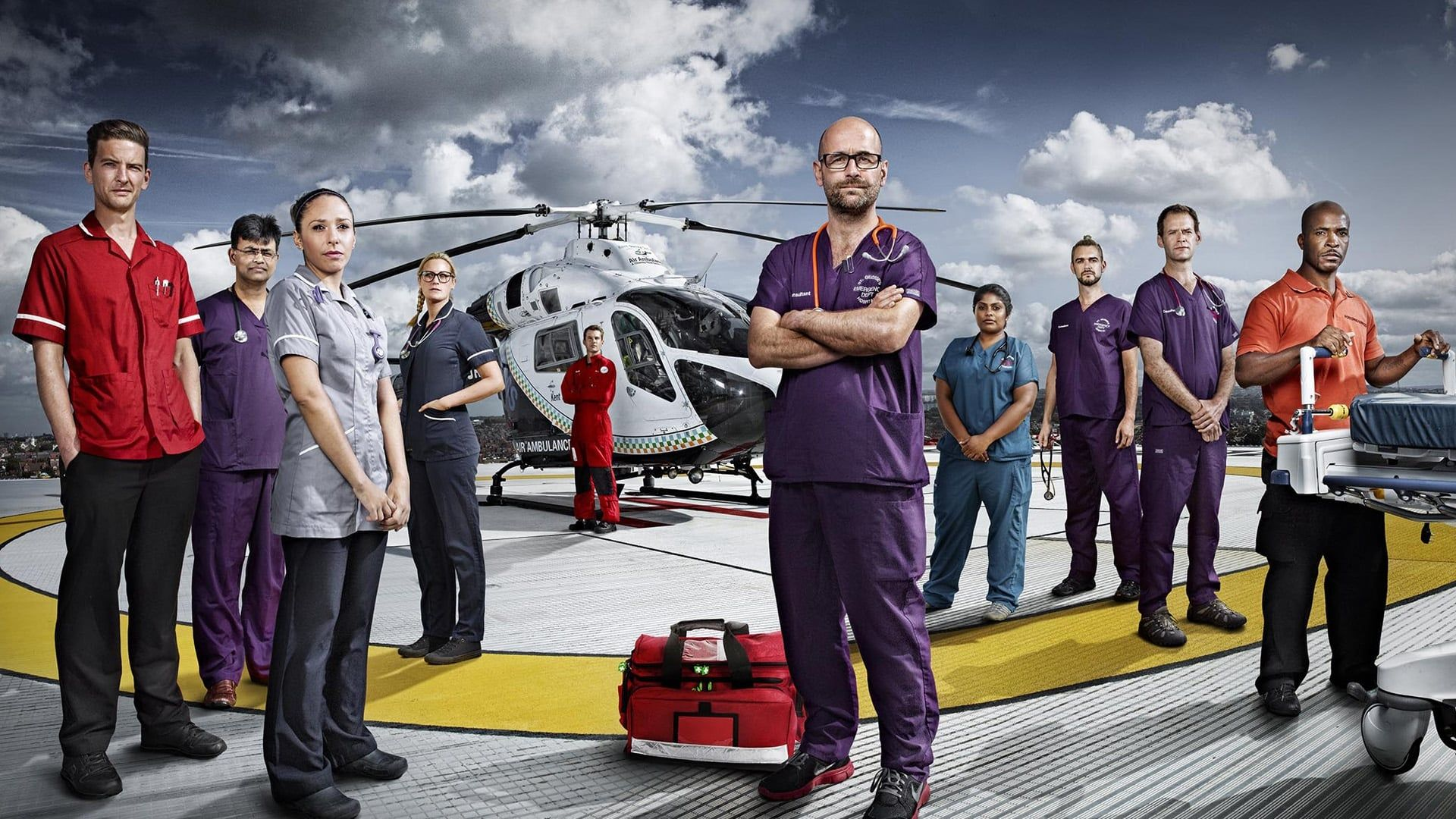 24 Hours in A&E - Where to Watch Every Episode Streaming Online