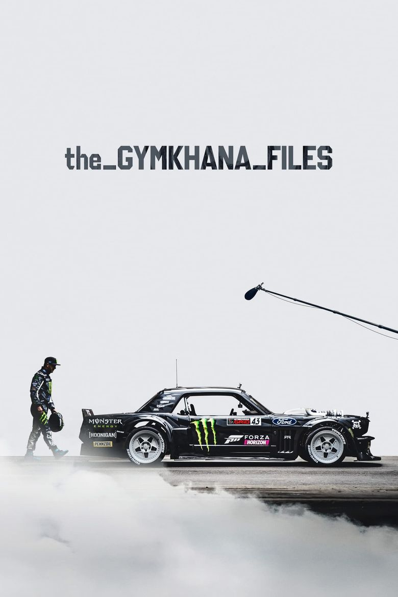 The Gymkhana Files Poster