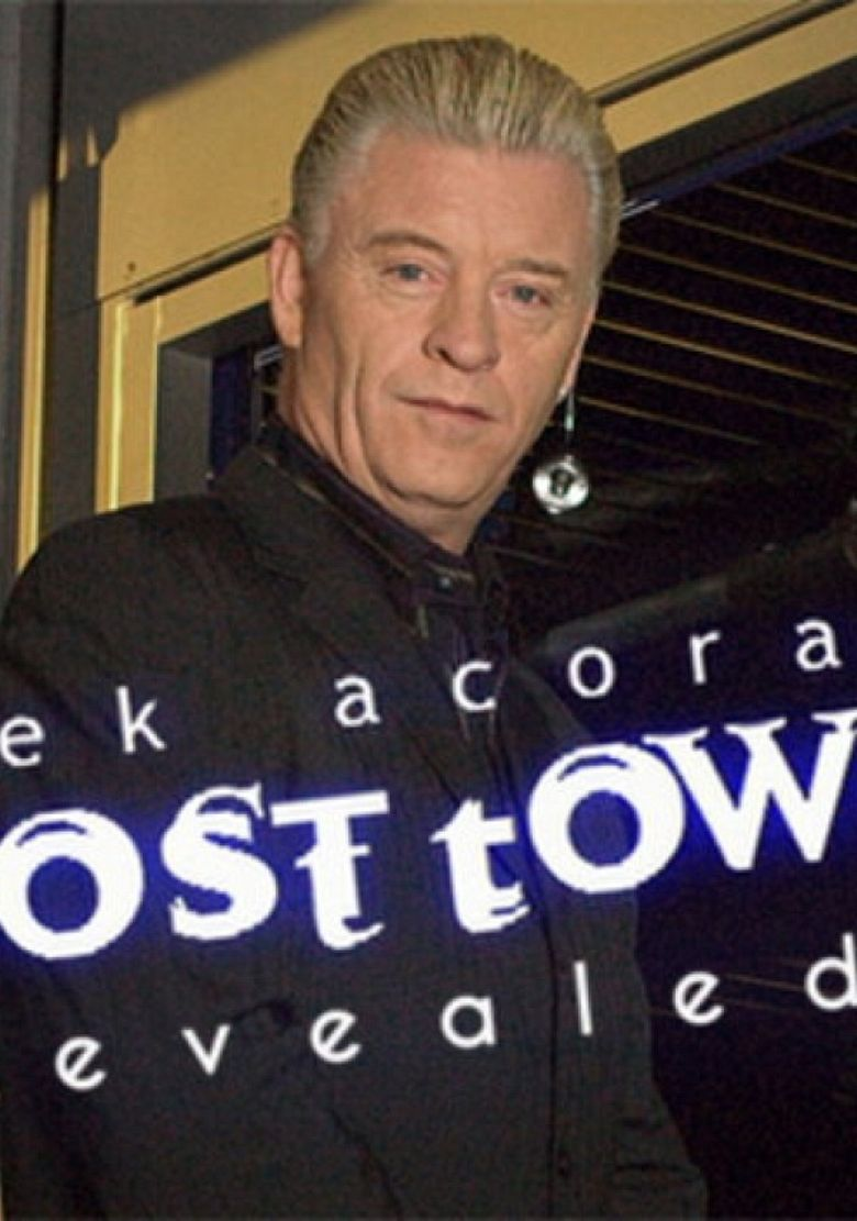Watch Derek Acorah's Ghost Towns Revealed