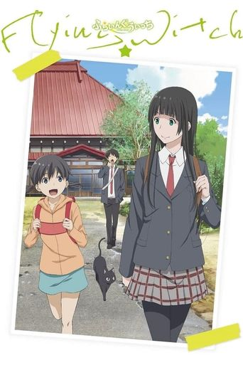 Flying Witch Poster