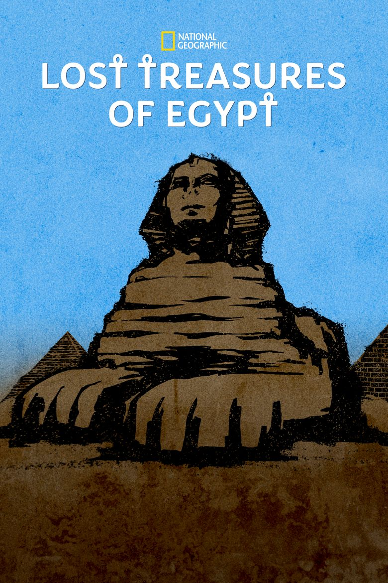 Lost Treasures of Egypt Poster