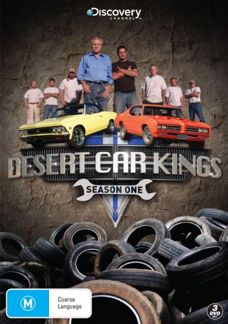 Desert Car Kings Poster