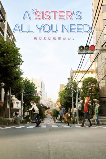 A Sister's All You Need Poster