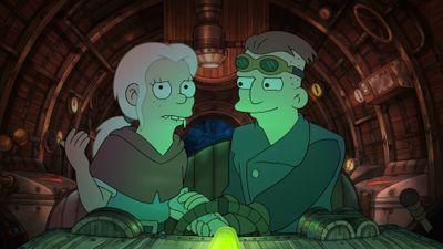 Season 01, Episode 19 The Electric Princess