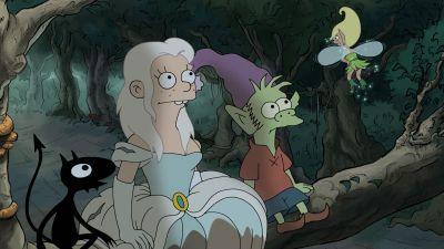 Season 01, Episode 01 A Princess, an Elf, and a Demon Walk Into a Bar