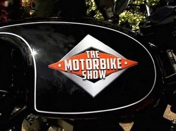 The Motorbike Show Poster