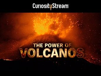 The Power Of Volcanos Poster