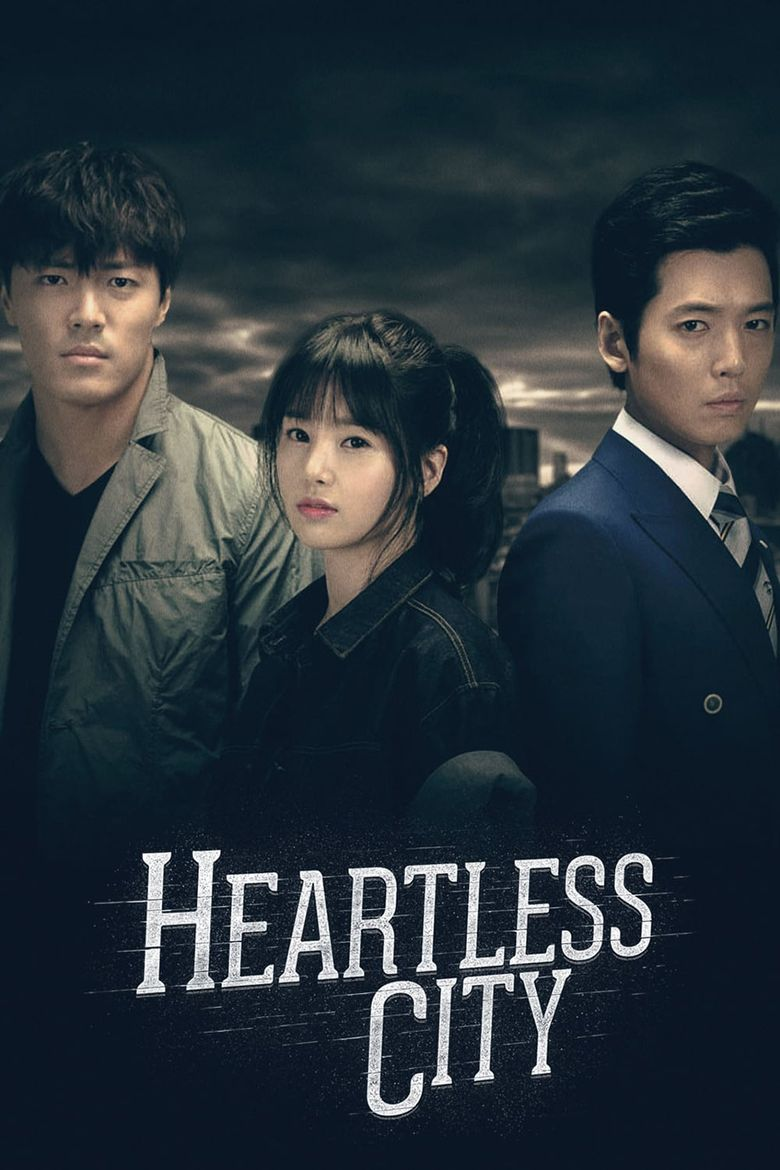 Heartless City Poster