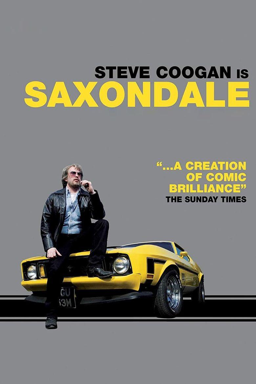 Saxondale Poster