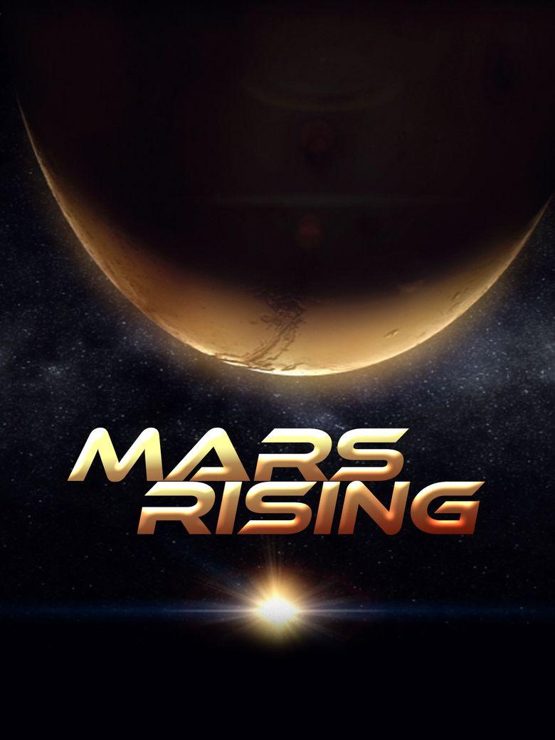 Mars Rising Poster