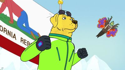 Season 04, Episode 01 See Mr. Peanutbutter Run