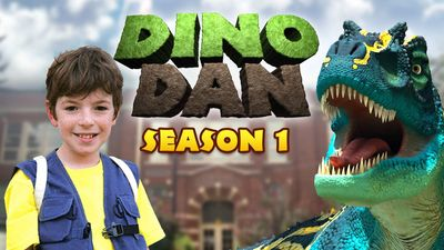 Watch SHOW TITLE Season 01 Episode 01 The Chicken or the Dino / Bones in the Backyard