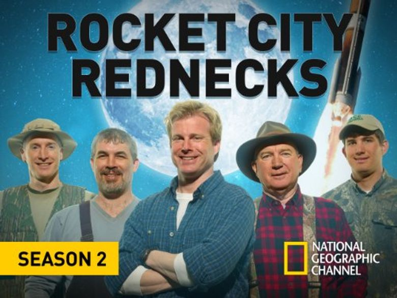 Rocket City Rednecks Poster