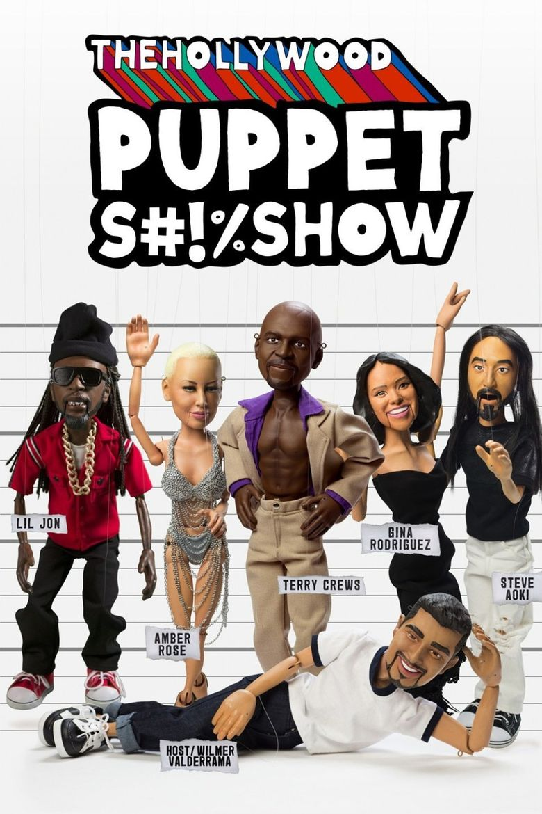 The Hollywood Puppet Show Poster