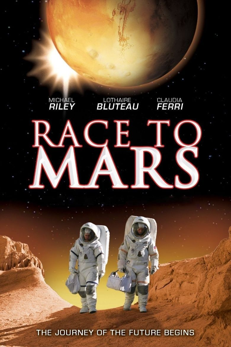 Race to Mars Poster